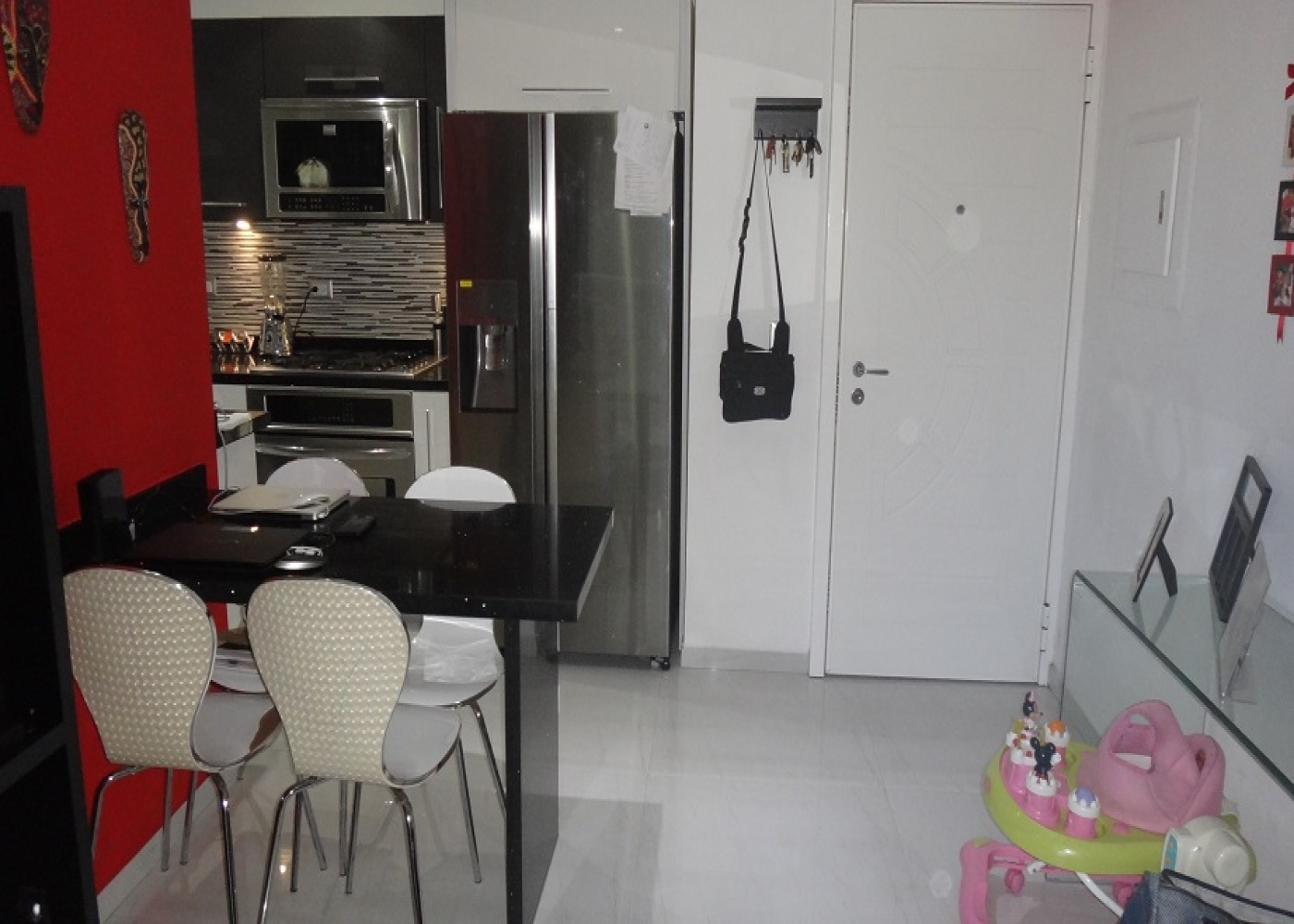 Anauco,Caracas,Gran Caracas,2 Bedrooms Bedrooms,1 BañoBathrooms,Apartamento,Portico,Anauco,1021